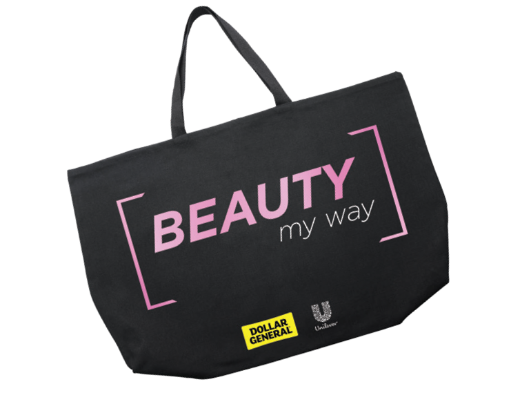 Free DG Reusable Beauty My Way Bag