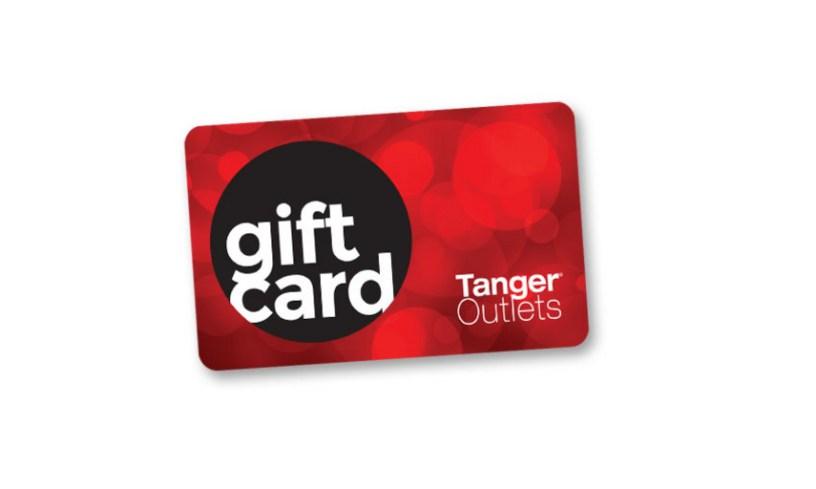 Free $10 Tanger Gift Card