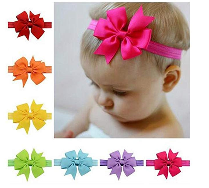 Amazon: Ladiy Children Cloth Hair Accessories Headband(Pack of 10 Pieces) – $3.00