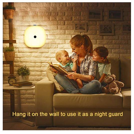 Amazon: $5.40 – GBlife Night Light for Kids