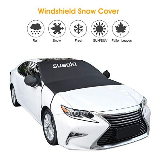 Amazon: $5.18 – SUAOKI Car Windshield Guard