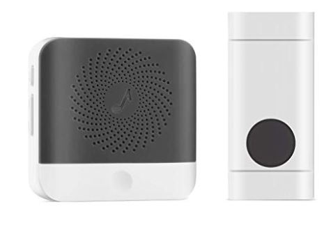Amazon: $6.47 – Snogg Wireless Doorbell
