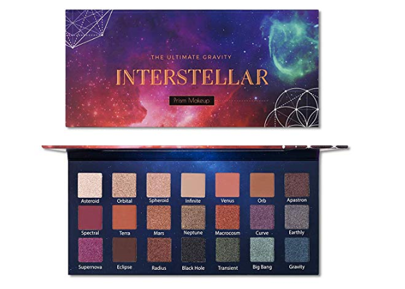 Amazon: Prism Makeup 21 Colors Pigmented Eyeshadow Palette 6 Matte + 15 Shimmer Blendable Long Lasting Eye Shadow Palette Natural Colors Neutral Pigment Shadow Shimmers Make Up Cosmetics-$7.19