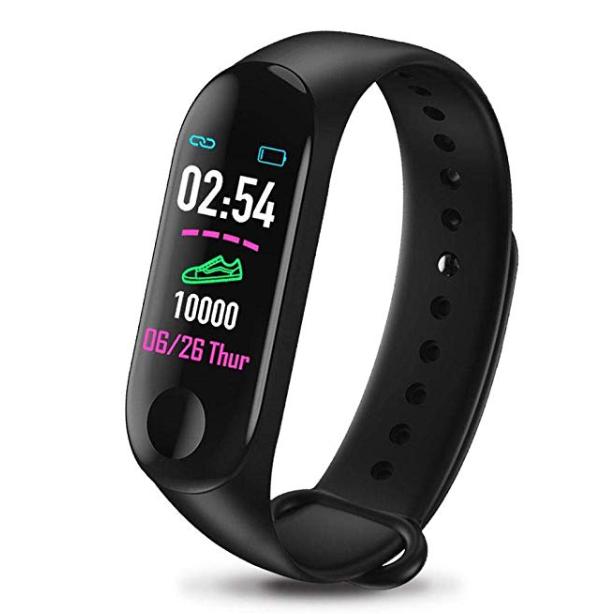 Amazon: Ladiy Waterproof Bluetooth Sports Smart Wristband Rate Monitor Fitness Tracker Smart Watches – $7.80
