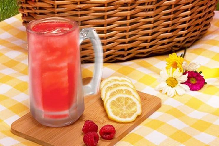 Applebee's Vodka Raspberry Lemonade $1 drink of the month