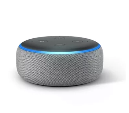 Macys: Amazon Alexa Enabled Echo Dot 3rd Generation – $20/each when you buy 2
