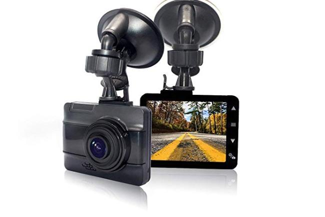 Amazon: Dashboard Camera, Heegomn Dash Cam 2.7″ LCD Full HD 1080P 120° Wide Angle – $10