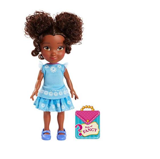 Amazon: Fancy Nancy Best Friend Bree Doll, 10″ Tall – $5