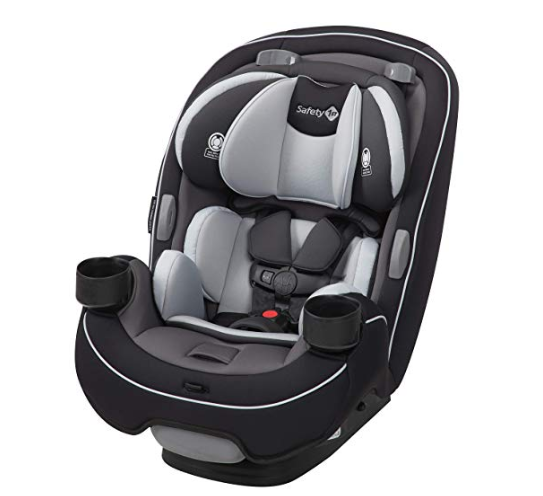 Amazon: Safety 1st Grow and Go 3-in-1 Convertible Car Seat, Carbon Ink – $99