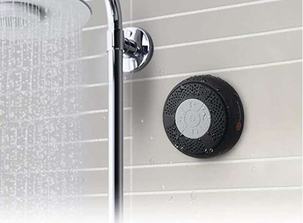 Amazon: TaoTronics Bluetooth Shower Speaker – $4.99
