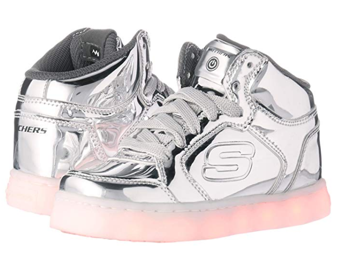 Amazon: Skechers Kids Energy Lights Eliptic Sneaker – $12.99