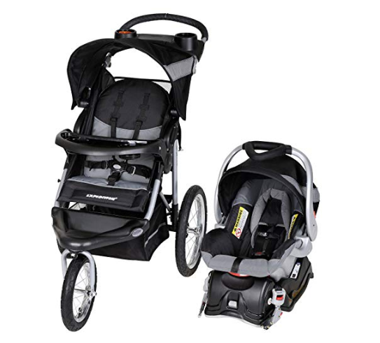 Amazon: Baby Trend Expedition Jogger Travel System – $115