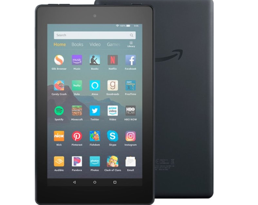 Best Buy: Amazon – Fire 7 2019 release – 7″ – Tablet – 16GB – Black – $29.99 or $24.99/each When You Purchase 2