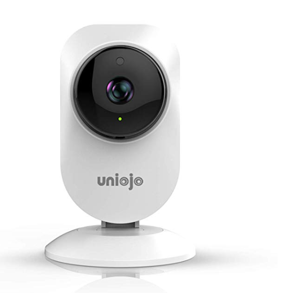 Amazon: Home Camera Indoor,UNIOJO 1080P HD WiFi Camera,Compatible with Alexa for Home/Office/Baby/Pet Monitor with iOS, Android App – $15.49
