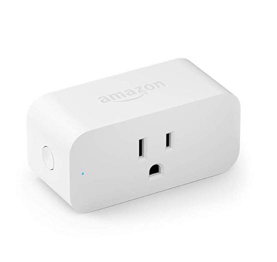 Amazon: Amazon Smart Plug, works with Alexa – $5