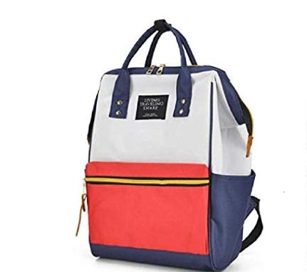 Amazon: Dozenla Women Casual Mommy Feeding Bottle Backpack – $10