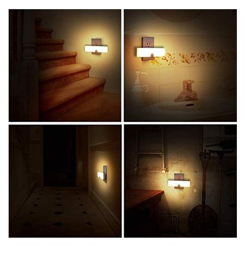 Amazon: Motion Sensor Night Light – $4.20