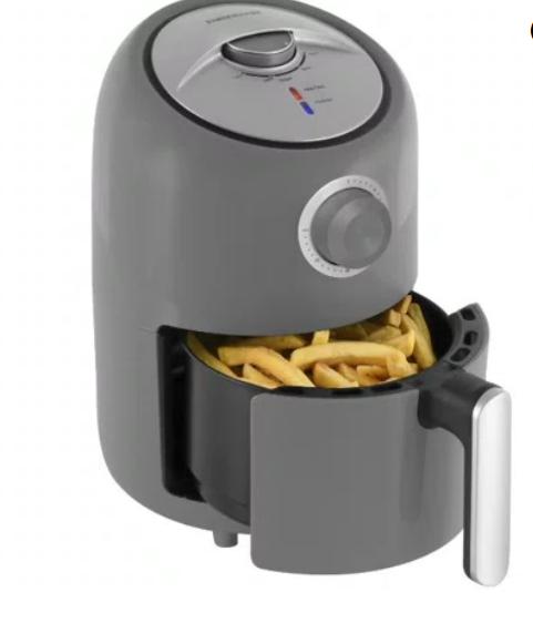 Walmart: Farberware 1.9-Quart Compact Oil-Less Fryer, Grey – $29.88