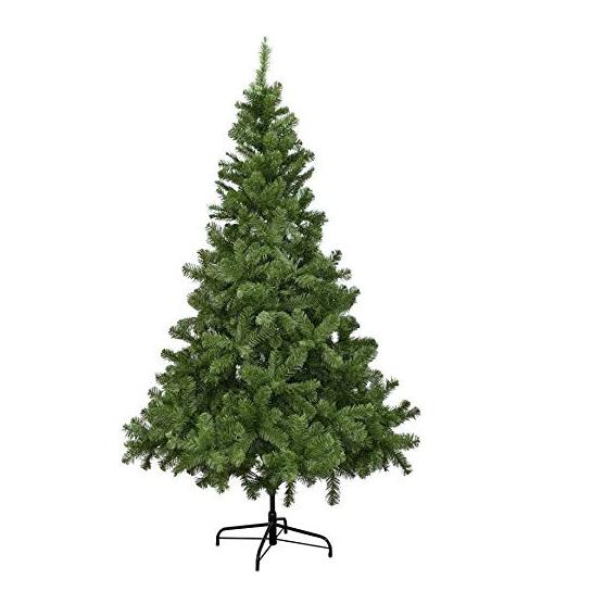 Amazon: 6 FT Artificial Christmas Pine Tree – $18.49