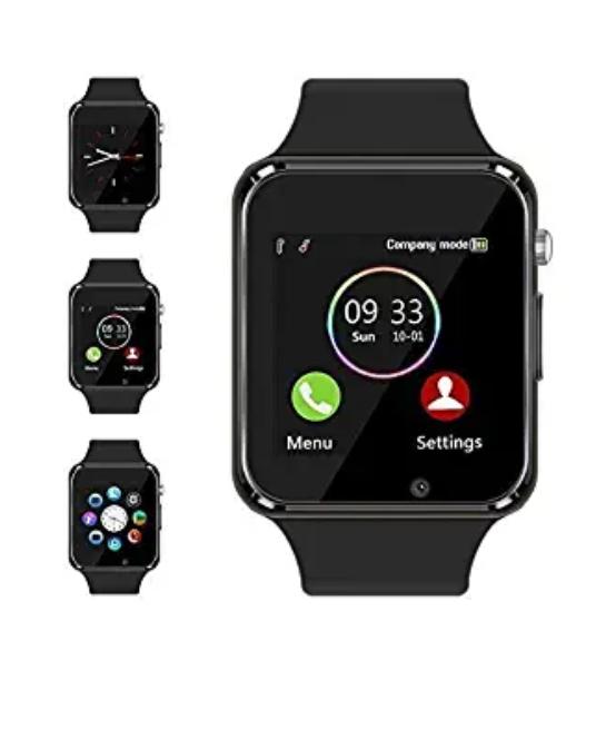 Amazon: Qidoou Smart Watch Fitness Tracker Compatible Android iPhone iOS – $11.20