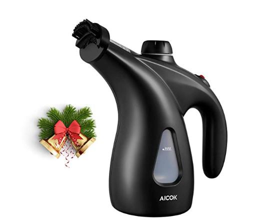 Amazon: AICOK Garment Steamer – $8.49