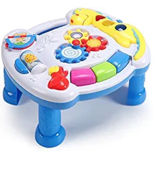 Amazon: YMDLY Toys Up- Early Education Activity Center – $12.99