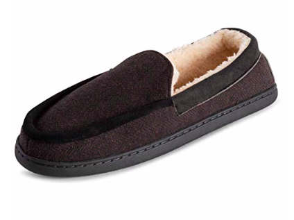 Amazon: Polar Mens Memory Foam Moccasin Loafer – $4.99
