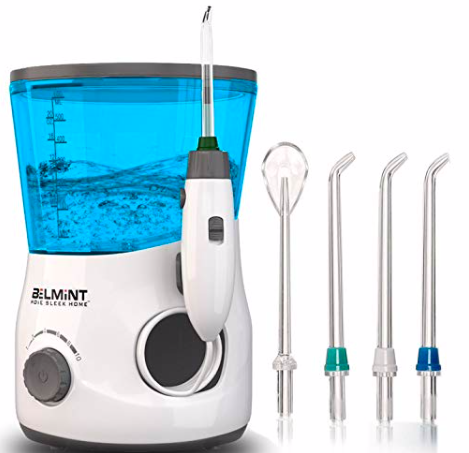 Amazon: Belmint Water Flosser – $16.49