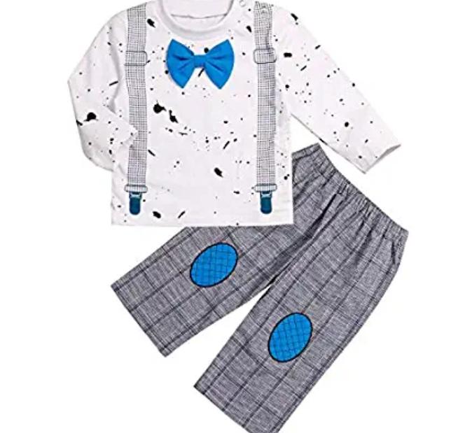 Amazon: Baby Boy Clothes- $6.49