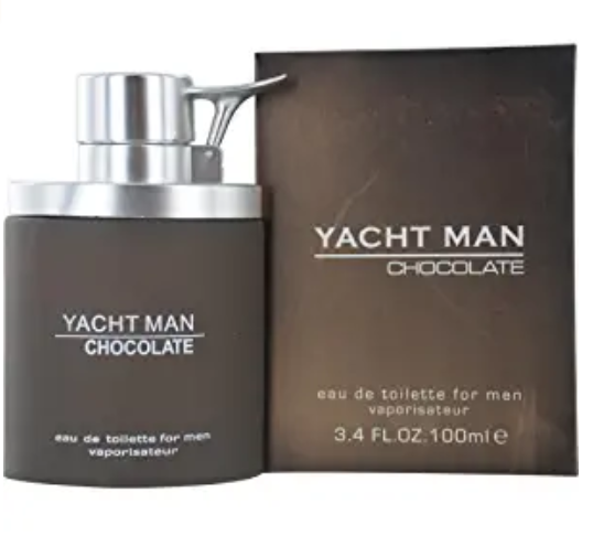Amazon: Myrurgia Yacht Man Eau De Toilette Spray for Men, Chocolate, 3.4 Ounce – $3.67