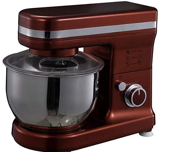Amazon: Hozodo Stand Mixer,Kneading Machine,Professional Kitchen Electric Mixer 300W (Red) – $34.99
