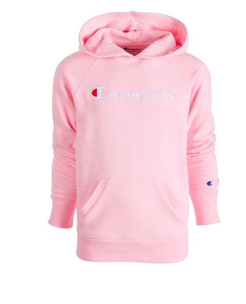 Macy's: Champion Little Girls Logo-Print Hoodie – $12