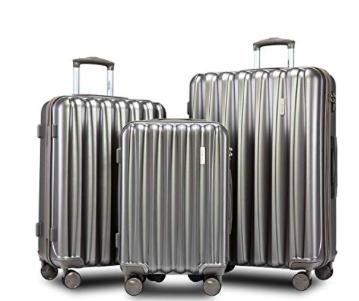 Amazon: Suitcase Luggage Sets 3 Piece – $69.99