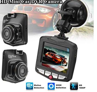 Amazon: Junnire HD 1080P Auto DVR Mini Car Camera Digital Video – $9.99