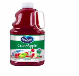 Ocean Spray Artificial Flavors Class Action Settlement