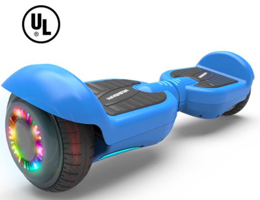 "Walmart: 6.5"" Bluetooth Rocket Hoverboard – $89"