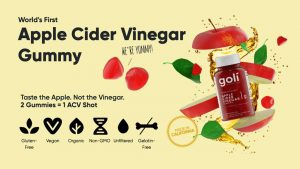 Goli - Applie Cider Vinegar Gummy - Easy Couponing with Theresa -2
