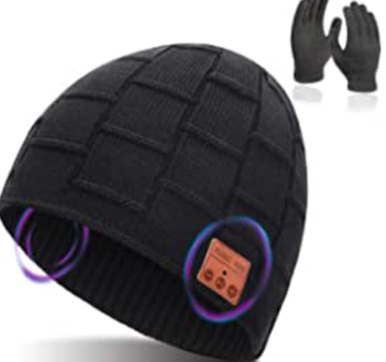 Amazon: Bluetooth Beanie -$7.99