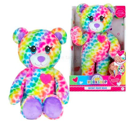 Walmart: Build-A-Bear Secret Diary Bear – $7.42